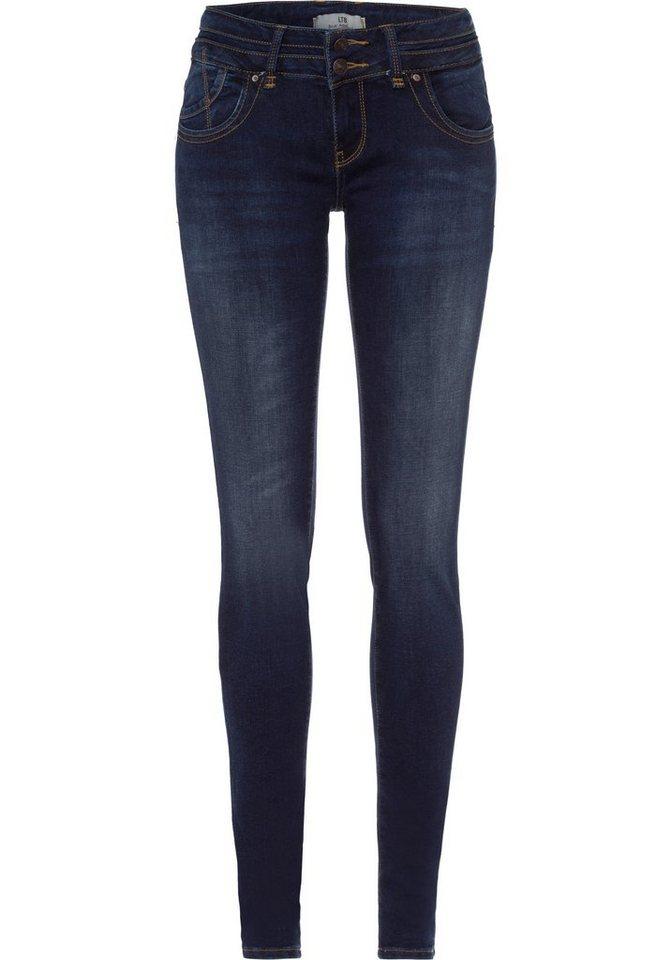 ltb -  Skinny-fit-Jeans »JULITA X« mit extra schmalem Bein und niedriger Leibhöhe im 5-Pocket-Stil