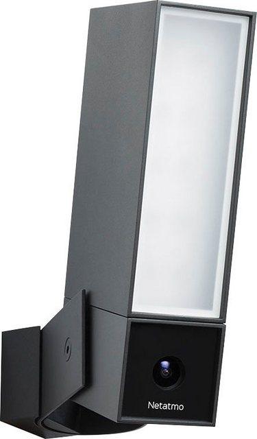 Netatmo »Smarte Außenkamera« Überwachungskamera (Außenbereich, 2-tlg)