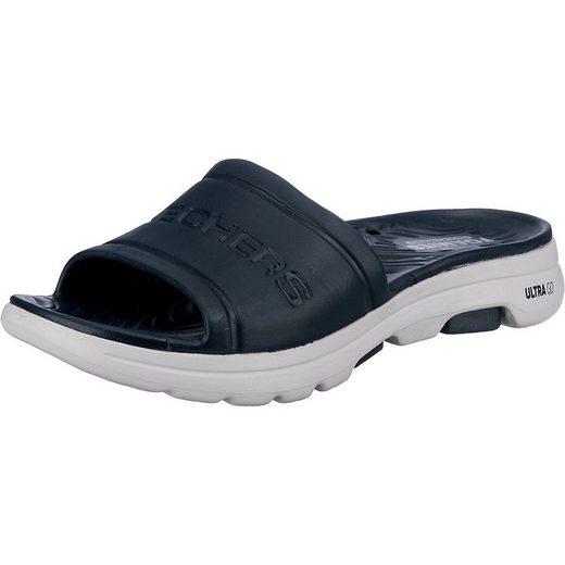 Skechers »Go Walk 5 Surfs Out Komfort-Pantoletten« Pantolette