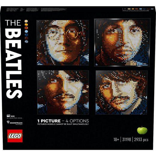 LEGO® Konstruktions-Spielset »LEGO® Art 31198 The Beatles - John Lennon 4 in 1«