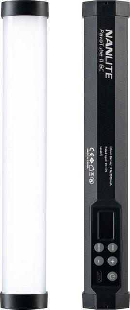 Blitzgeräte - Kaiser »NANLITE Farb Effektleuchte PavoTube II 6C RGB« Blitzgerät  - Onlineshop OTTO