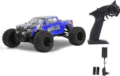 Jamara RC-Monstertruck »Whelon 4WD 1:12 2,4 GHz«