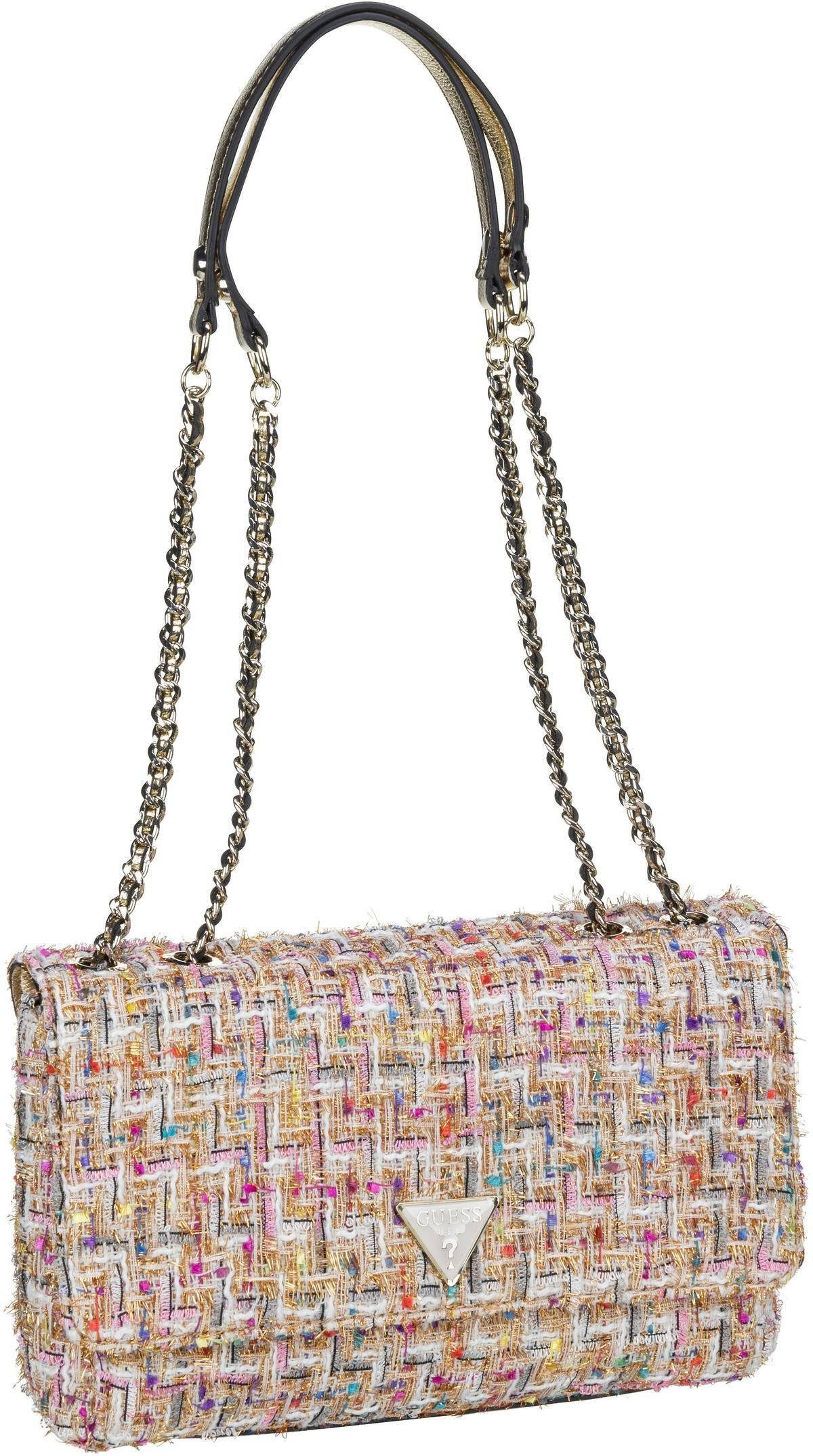 Guess Handtasche »Cessily Tweed Convertible XBody Flap« online kaufen | OTTO