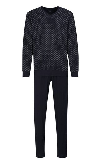 bugatti Pyjama (2 tlg) Baumwolle