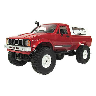 Amewi Spielzeug-Auto »Offroad Truck 4WD 1:16 RTR rot«