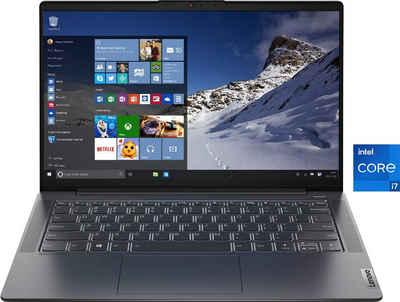 Lenovo IdeaPad 5 15ITL05 Notebook (39,62 cm/15,6 Zoll, Intel Core i7, Iris© Xe Graphics, 1000 GB SSD, Kostenloses Upgrade auf Windows 11, sobald verfügbar)