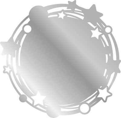 queence Dekospiegel »Sternrahmen«