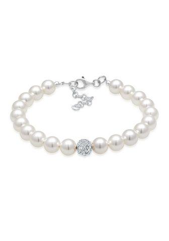Elli Apyrankė »Synthetische Perlen 925 Silb...