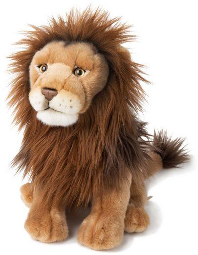 WWF Kuscheltier »Löwe 30 cm«, enthält recyceltes Material (Global Recycled Standard)