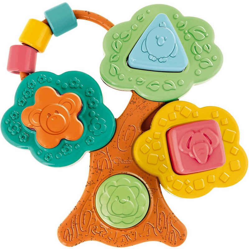 Chicco Steckspielzeug »Eco+ Baobab Formensortierer«