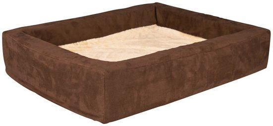 TRIXIE Hundebett »Vital Bett Memory«, BxL: 100x80 cm, braun/beige