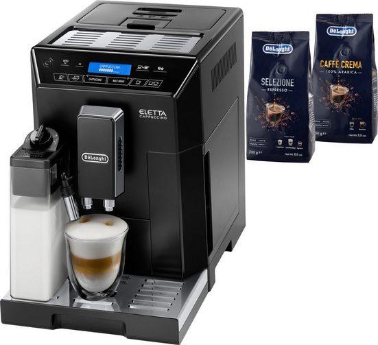 De'Longhi Kaffeevollautomat Eletta Cappuccino ECAM 44.668.B