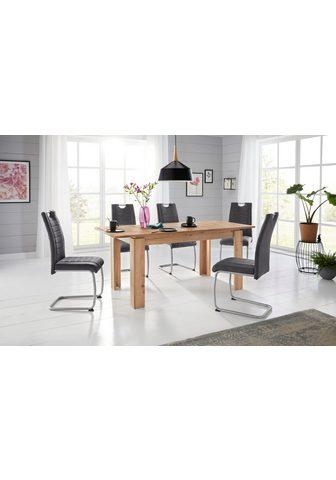 HELA Essgruppe (Set 5-tlg) stalas išskleidž...