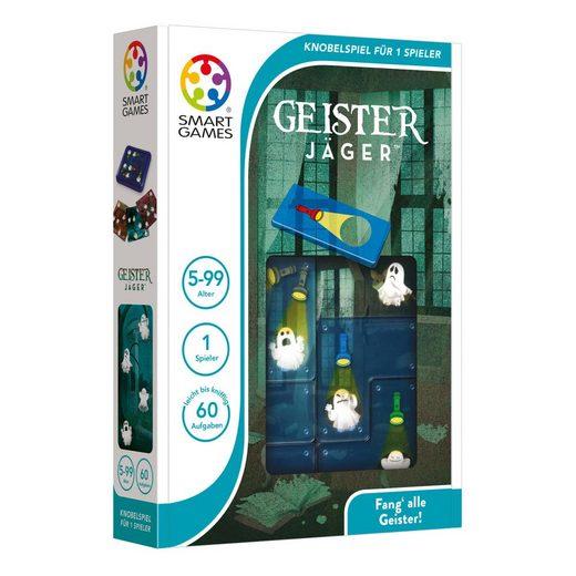 Smart Games Spielesammlung, Logikspiel »Geisterjäger«