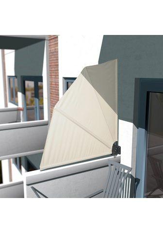 KONIFERA Sichtschutzfächer BxH: 140x140 cm