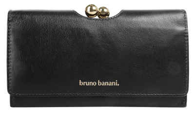 Bruno Banani Geldbörse (1-tlg), Fotofach