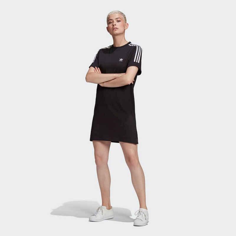 adidas Originals Shirtkleid »ADICOLOR CLASSICS ROLL-UP SLEEVE -KLEID«