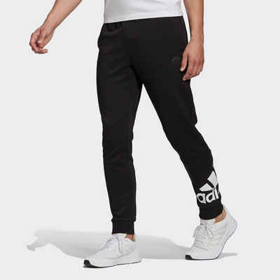 adidas Performance Jogginghose »ESSENTIALS FRENCH TERRY TAPERED CUFF LOGO«