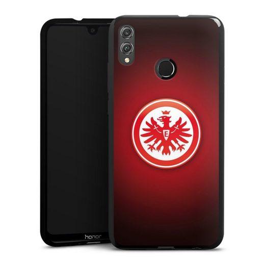 DeinDesign Handyhülle »Eintracht Frankfurt« Huawei Honor 8X, Hülle Eintracht Frankfurt Offizielles Lizenzprodukt Wappen