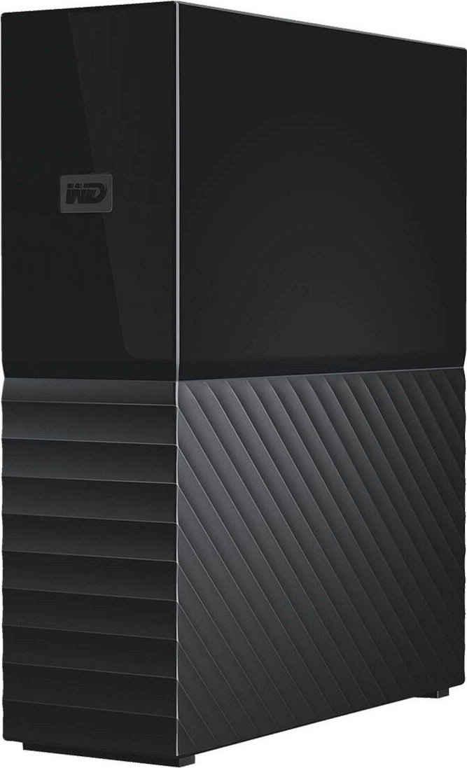 WD »My Book« HDD-NAS-Festplatte (4 TB) 3,5)