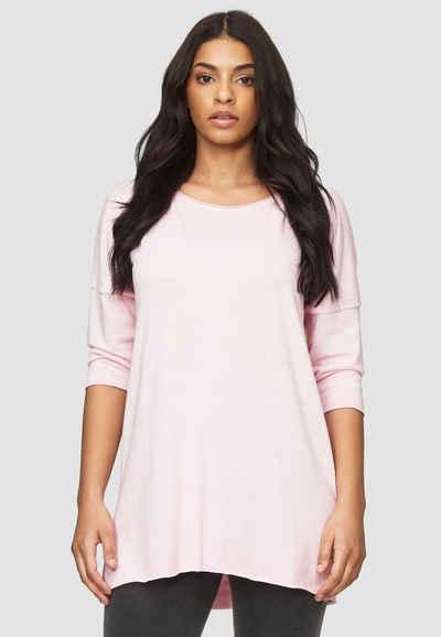 Cotton Candy T-Shirt »RACHELLE« mit 3/4-Ärmeln