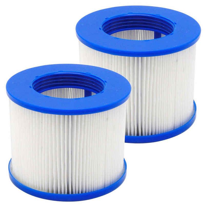 Infinite Spa Pool-Filterkartusche, 2 Stk., für Whirlpool