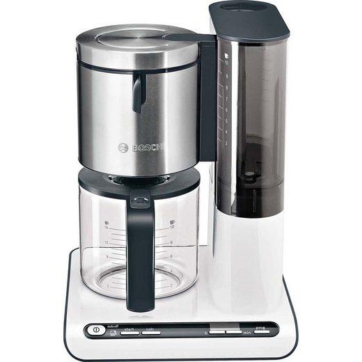 BOSCH Filterkaffeemaschine Bosch TKA 8631 Kaffeemaschine