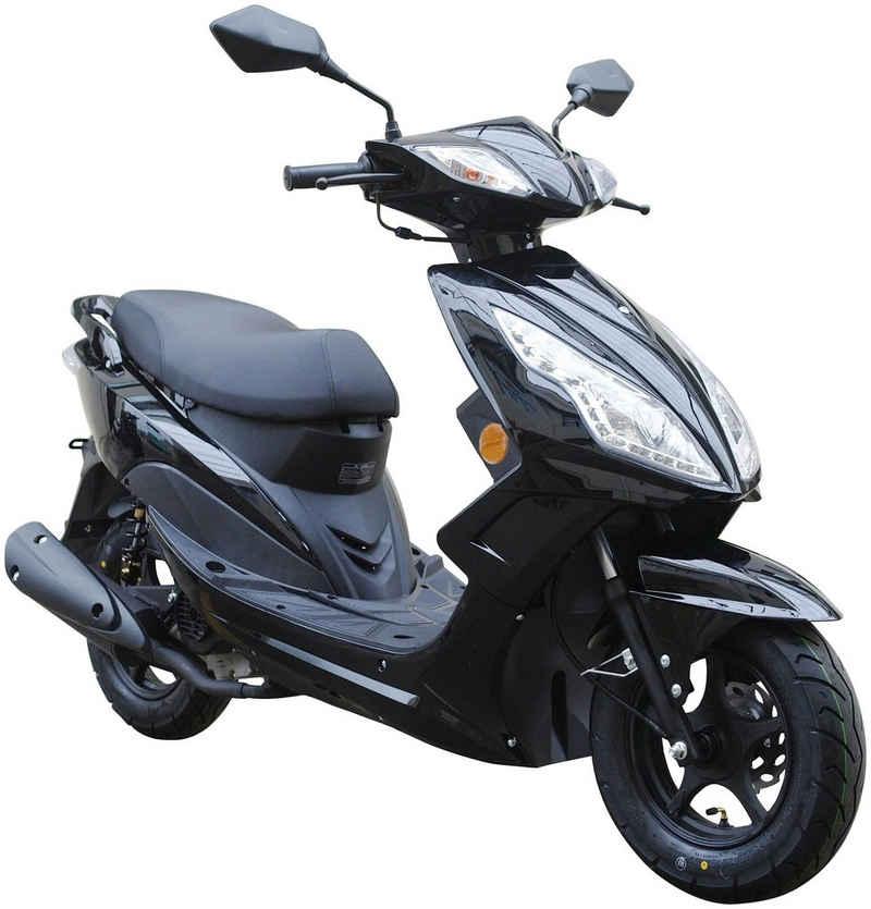 GT UNION Motorroller »GT3«, 50 ccm, 45 km/h, Euro 5