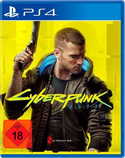 Cyberpunk 2077 - Day 1 Edition PlayStation 4