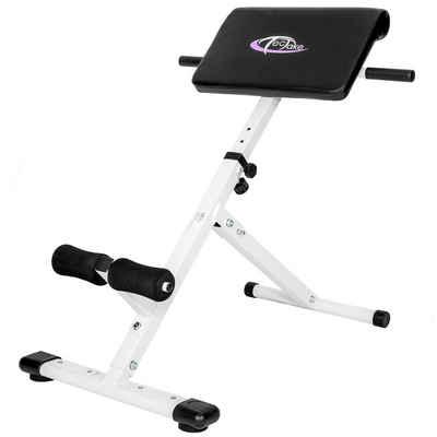 tectake Rückentrainer »Rücken– und Bauchtrainer«