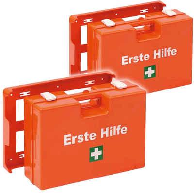 Erste-Hilfe-Set, (Set, 2 St), mit Inhalt nach DIN 13157, BxTxH 310x130x210 mm