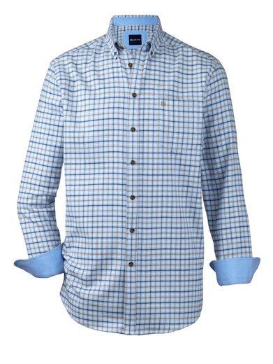 Schlussverkauf Babista Flanellhemd mit weichem Griff