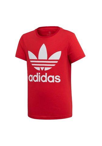 adidas Originals Marškinėliai »TREFOIL« vyrams ir moter...