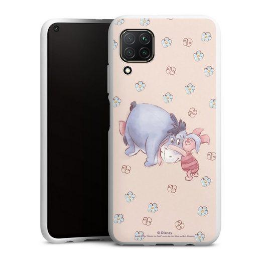 DeinDesign Handyhülle »I ahh und Ferkel« Huawei P40 Lite, Hülle Disney Winnie Puuh Ferkel Esel