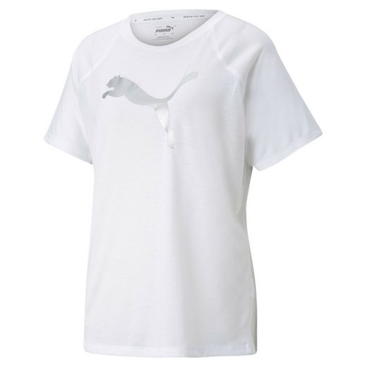 PUMA T-Shirt »Evostripe Damen T-Shirt«
