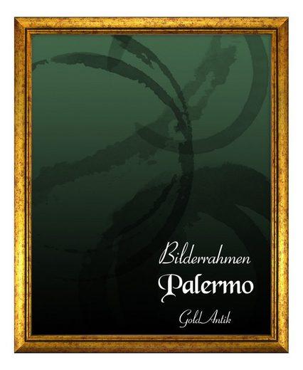 BIRAPA Einzelrahmen »Bilderrahmen Palermo«, (1 Stück), 20x25 cm, Gold, Holz