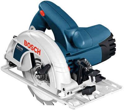 Bosch Professional Handkreissäge »GKS 55+ G Professional«, 1-St.