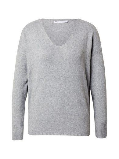 Only V-Ausschnitt-Pullover »Rica«