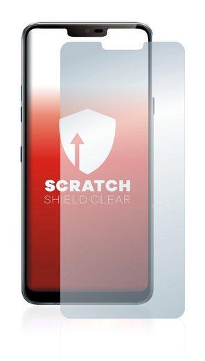 upscreen Schutzfolie »für LG G7 ThinQ«, Folie Schutzfolie klar anti-scratch