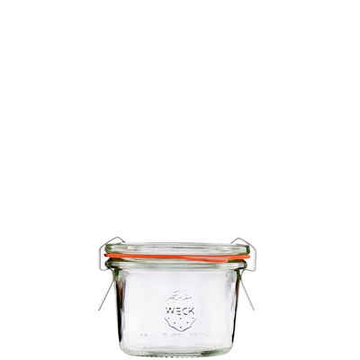 BUTLERS Einmachglas »WECK 6x Mini-Einmachglas 80ml«