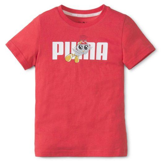PUMA T-Shirt »LIL PUMA Kinder T-Shirt«