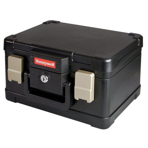 Honeywell Geldkassette »Feuerfeste Dokumentenbox«, DIN A5, 30,9 x 24,9 x 17,8 cm, Schwarz