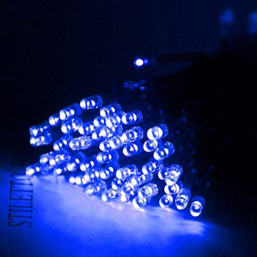 TOPMELON Lichterkette »LED-Lichterkette«, 10-flammig, Batterienbetrieben