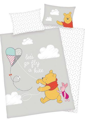 Disney Babybettwäsche »Winnie Pooh« su niedli...