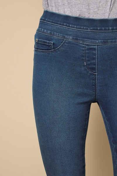 Next Jeansleggings »Figurformende Jeansleggings mit Superstretch« (1-tlg)