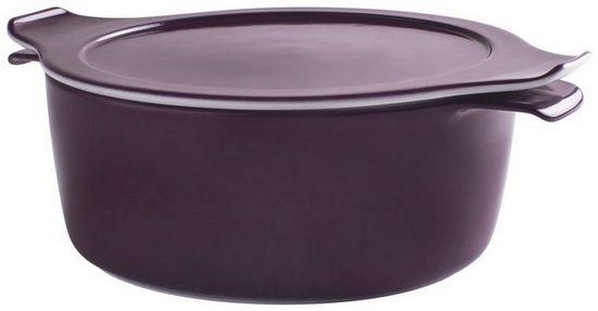 Eschenbach Kochtopf »Cook & Serve«, Porzellan, (1-tlg), Ø 24, 4 Liter, Induktion
