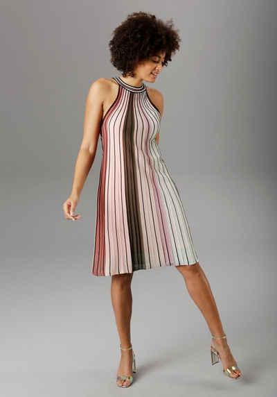 Aniston SELECTED Partykleid im modischen Streifen