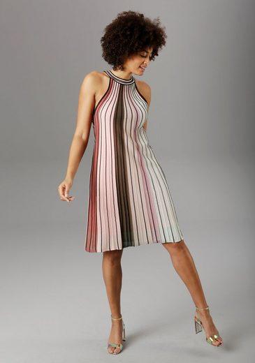 Aniston SELECTED Partykleid im modischen Streifen - NEUE KOLLEKTON