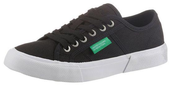 United Colors of Benetton »Tyke« Sneaker mit Label