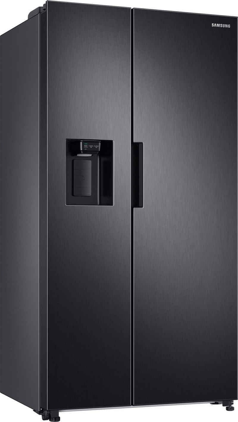 Samsung Side-by-Side RS6JA8811B1, 178 cm hoch, 91,2 cm breit